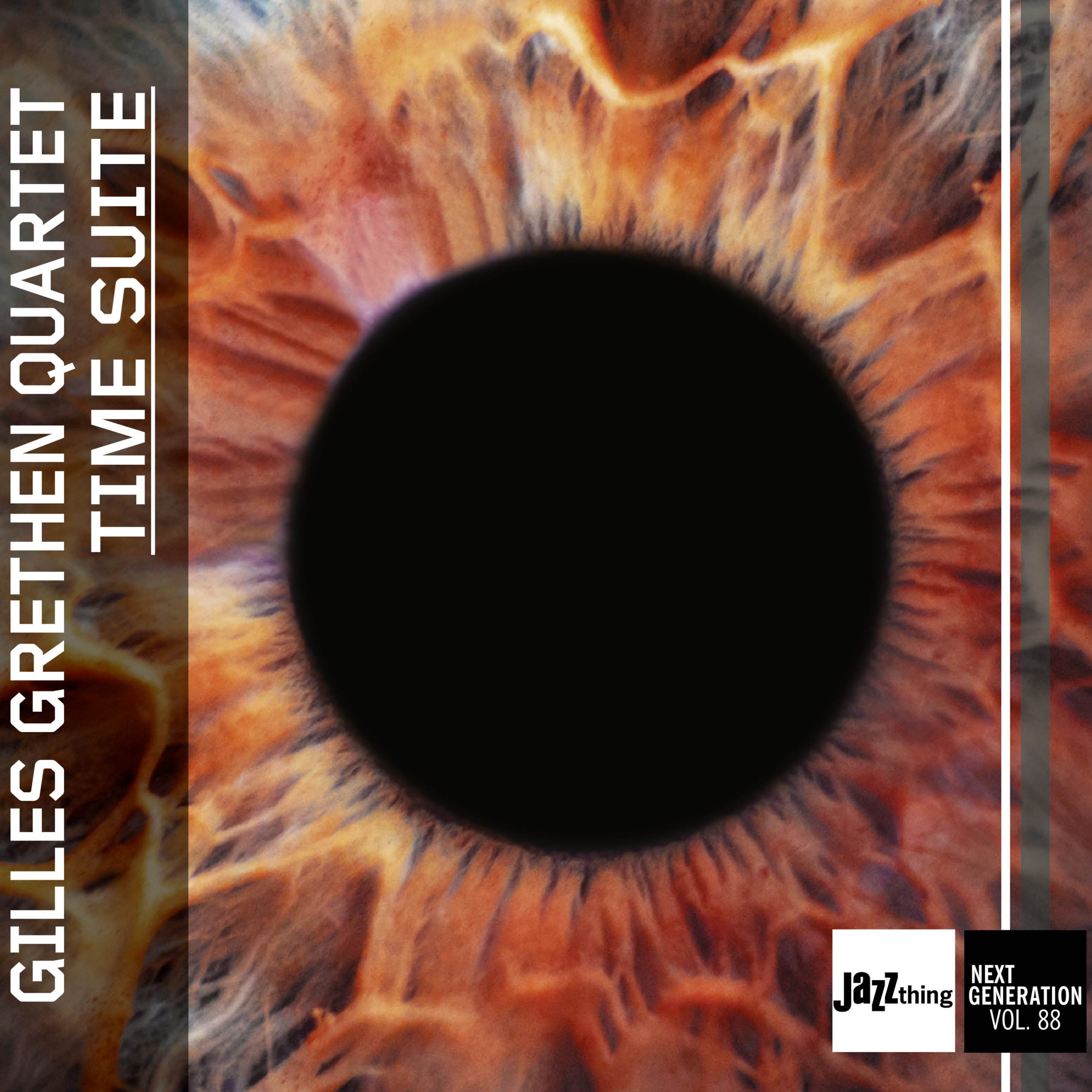 Gilles Grethen Quartet Time Suite